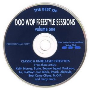 doo wop-the freestyle sessions volume-one