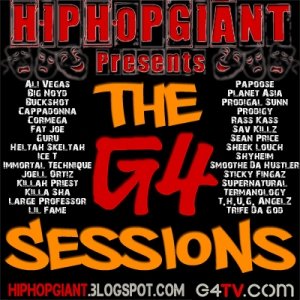 HipHopGiant Presents The G4 Sessions