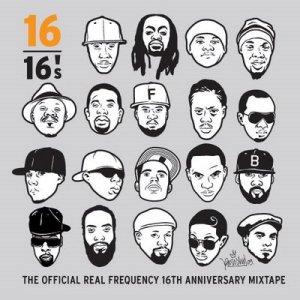 16 16s mix tape